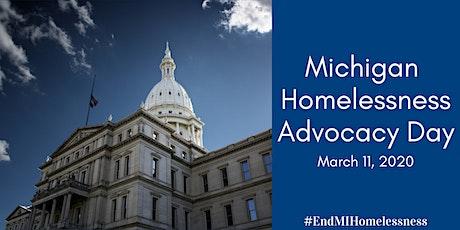2020 Michigan Homelessness Advocacy Day tickets
