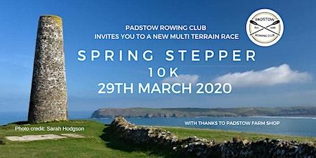 Spring Stepper 10K tickets