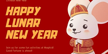 Chinese New Year Activity tickets