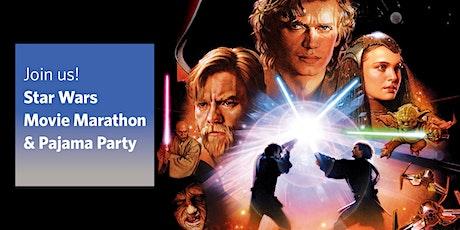 Star Wars Movie Marathon & Pajama Party tickets