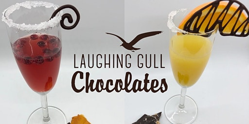 Mimosa and Chocolate Pairing