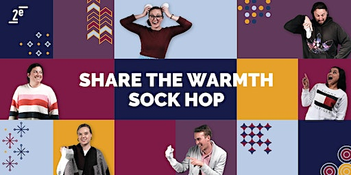 Share the Warmth Sock Hop