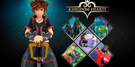 The Kingdom Hearts Cosplay, Trivia & Karaoke & Gaming Party! tickets