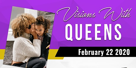 Visions With Queens tickets