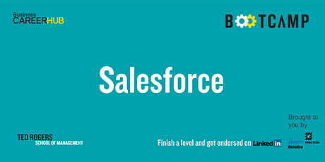 Salesforce by Slalom Bootcamp - Level 1  tickets