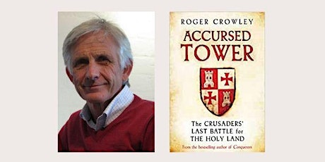 An Evening with Roger Crowley at Clifton Library tickets