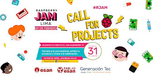Raspberry Jam LIMA / 3rd Community Meetup