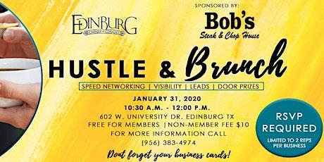 Hustle & Brunch tickets