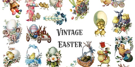 Vintage, Retro, Craft & Easter Gift Fayre tickets