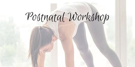 Postnatal Tips Workshop tickets