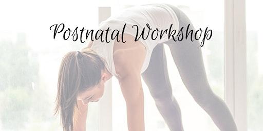 Postnatal Tips Workshop