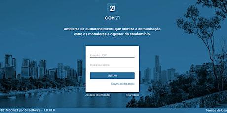 Treinamento COM21 -  Monitoria bilhetes