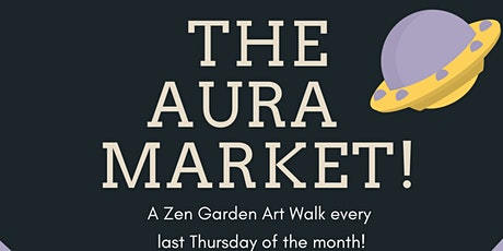 The Aura Market tickets