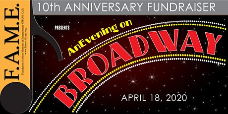 An Evening on Broadway tickets