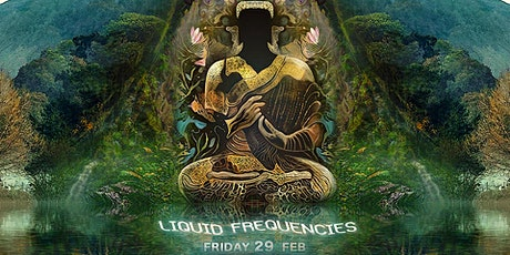 Liquid Frequencies - Garden Pool Party tickets