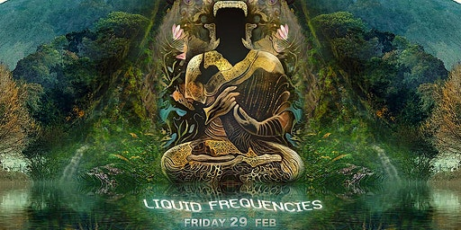 Liquid Frequencies - Garden Pool Party