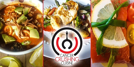 Cancer Crushing Cuisine tickets