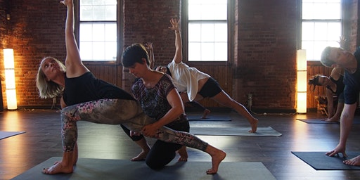 Yoga Lab: Hands On Assists (1)