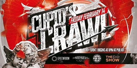 Cupid's Crawl Ottawa Pub Crawl Friday Feb 14th tickets