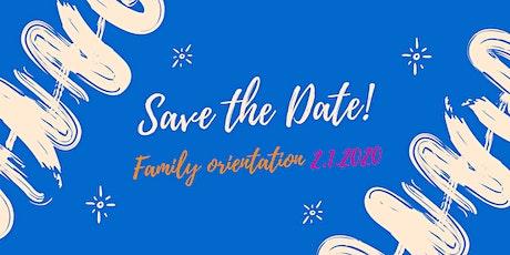 Mission Bit Family Orientation Spring 2020 tickets