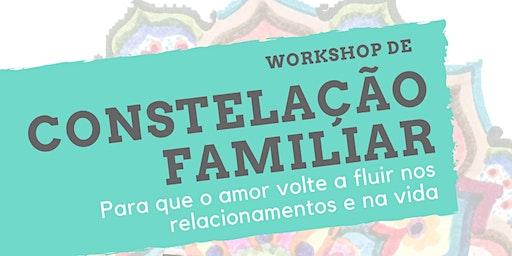 Workshop de Constelação Familiar