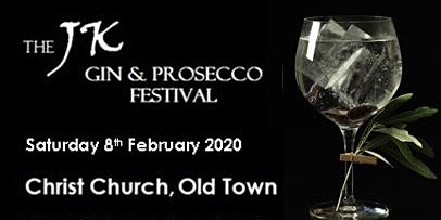 The JK Gin and Prosecco Festival