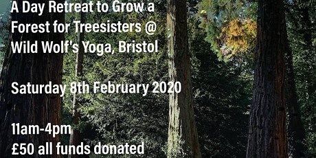 #Retreat for the Trees Yoga Fundraiser tickets