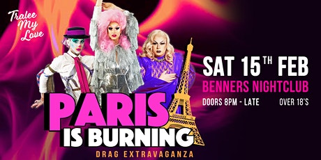 Paris Is Burning - Drag Extravaganza tickets