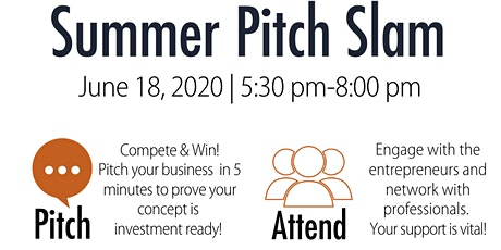 Summer Pitch Slam tickets
