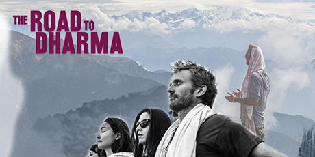 Mindful Movies at 1440: The Road to Dharma tickets