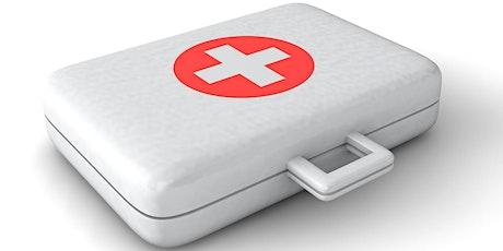 Kostenloser Erste-Hilfe-Kurs (Pflicht fürs Referendariat) Tickets