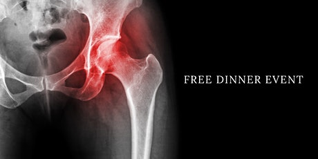 Joint Pain Solution | FREE Dinner Event with Dr. Michael Cohen tickets