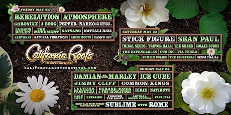 Sean Paul at California Roots Festival tickets