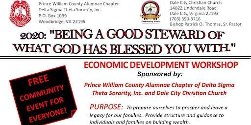 ECONOMIC DEVELOPMENT WORKSHOP