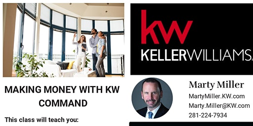 Making Money With KW Command