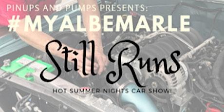 Still Runs Car Show tickets