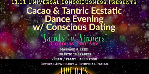 Cacao and Tantric ecstatic dance