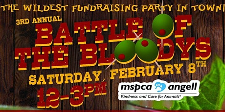 3rd Annual Battle of the Bloodys! tickets