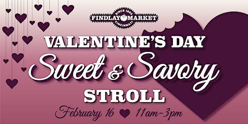 Valentine's Day Sweet & Savory Stroll