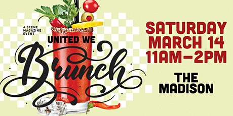 United We Brunch tickets