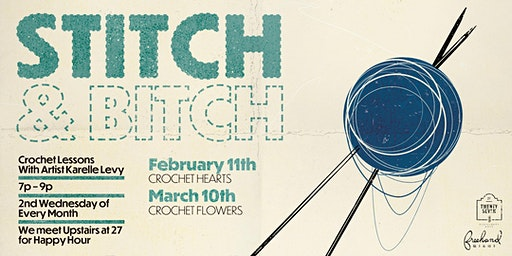 STITCH & BITCH