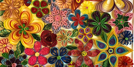 Learn the Art of Paper Quilling tickets
