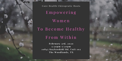 Empowering Women to Become Healthy From Within