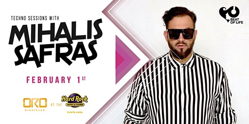 ORO Presents Mihalis Safra- An All Night Party