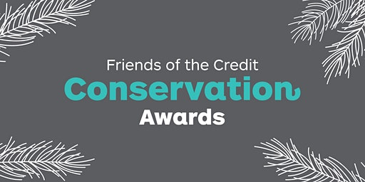 2019 Friends of the Credit Conservation Awards Ceremony