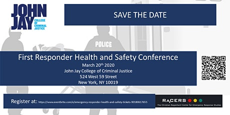 Emergency Responder Health and Safety Conference tickets