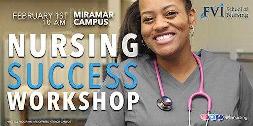 Nursing Success Workshop - Become a Nurse in less than 22 months