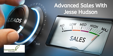 Advanced Sales with Jesse Hudson tickets