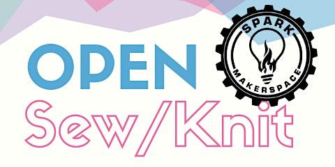 Open Sew/Knit