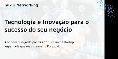 Tecnologia e Inovação para o sucesso do seu negócio bilhetes